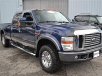 Priced below Market! This 2008 Ford Super Duty F-250