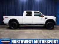 4x4 Lifted Diesel Truck with Backup Camera!  Options: