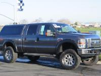 Only 38,100 Miles! This Ford Super Duty F-250 SRW