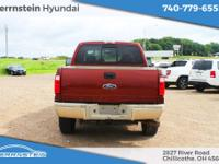 2008 Ford F-250SD King Ranch This Ford F-250SD is