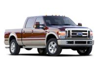 This 2008 Ford Super Duty F-250 SRW Lariat will sell