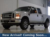 2008 Ford F-250SD XLT in Silver Clearcoat Metallic,