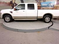 2008 Ford F-250SD CARS HAVE A 150 POINT INSP, OIL