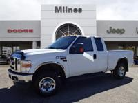 Options:  2008 Ford F-250 Super Duty Xlt 4 Dr|Xlt 4Dr