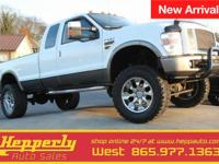 Recent Arrival! Clean CARFAX. This 2008 Ford F-250SD
