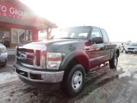 Options:  2008 Ford F-250 Sd Visit Auto Group Leasing