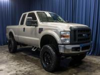 Clean Carfax Two Owner 4x4 Lifted Diesel Truck with