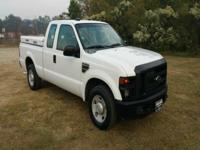 Options:  2008 Ford F-250 Super Duty Xl 4Dr Supercab