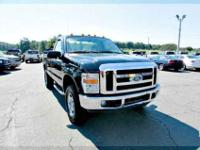 2008 Ford F-250 extremely responsibility diesel 4x4