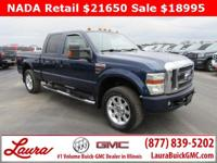 1-Owner New Vehicle Trade! XLT 6.4 V8 Power Stroke Twin