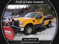 Exterior Color: yellow, Body: Regular Cab Pickup Truck,