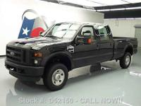 2008 Ford F-350 6.8L V10 EFI Engine,Cloth Seats,Front