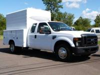BEAUTIFUL WALK-IN!! This F350 XL Is Perfect For Your