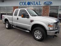 Like new!! This One owner, 27,000 mile 2008 Ford F-350
