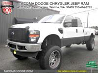 This roomy 2008 Ford F-350 seeks the right match***