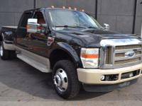 This 2008 Ford Super Duty F-350 DRW 4dr - features a
