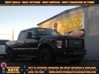Options:  2008 Ford F-350 Harley