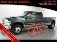 Options:  2008 Ford F-350 Super Duty Lariat|Lariat 4Dr