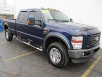Options:  2008 Ford F350 4Wd Crew Cab Lariat