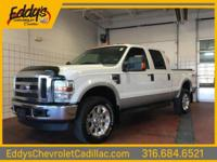 This outstanding example of a 2008 Ford Super Duty
