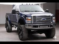 **UNIVERSITY MITSUBISHI** 2008 Ford F-350 Lariat with