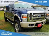 2008 Ford F-350SD King Ranch This Ford F-350SD is