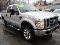 Options:  2008 Ford F350 4Wd Crew Cab Xlt