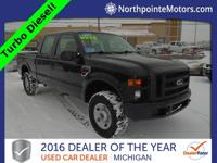 Options:  2008 Ford F-350Sd Xl|Black Clearcoat|2008