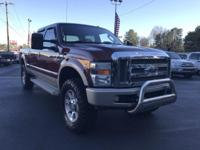 Options:  2008 Ford F-350Sd |This 2008 Ford F-350Sd 4Dr