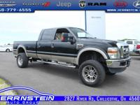 2008 Ford F-350SD Lariat This Ford F-350SD is