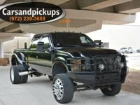 Options:  2008 Ford F-350 Drw 4Wd Crew Cab King
