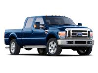 This 2008 Ford Super Duty F-350 DRW King Ranch is