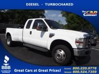 Used 2008 Ford Super Duty F-350 DRW,  DESIRABLE