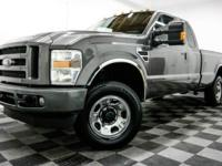 PICK ME! I'm a 2008 Ford F-350! I have the power