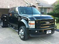 BIG BLACK BEAUTY!!  This is a well maintained truck