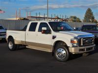 Options:  2008 Ford F-450|We Offer Financing For Just