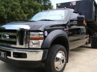 Like New , Super cab ,38k miles 1575 hrs, 2008 f550