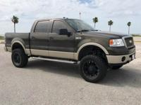 ***LIFTED TRUCK***FUEL WHEELS***4X4***LARIAT***RUNS