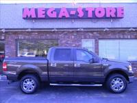 Check out this beautiful 2008 Ford F-150 SuperCrew XLT