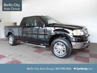 VALUE SMART 2008 FORD F150 XLT EXTRACAB 4X4 with only
