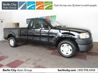 One owner 2008 FORD F150 XL REGULAR CAB LONGBOX