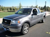 Model: F150 Super Cab Make: Ford Year: 2008 Type: