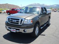 Options Included: N/ATHIS F-150 IS A GREAT TRUCK WITH