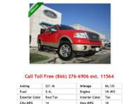 2008 Ford F150 Supercrew 4WD SuperCrew 139 XLT Truck