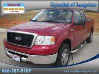 Options Included: N/A2008 FORD F-150 2WD SuperCab 133""