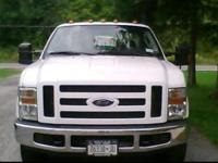 2008 Ford F250 4x4 Regular Cab XLT 2008 F-250 Ford