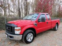 This is a no reserve auction for a 2008 Ford F250