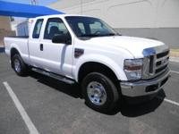 Options Included: N/A4WD. White Hot! Extended Cab! Here
