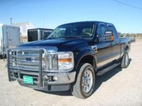 Options Included: N/A2008 FORD F-250 LOCATED AT OUR