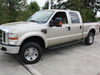 Options Included: N/A2008 Ford Super Duty F-250 XLT